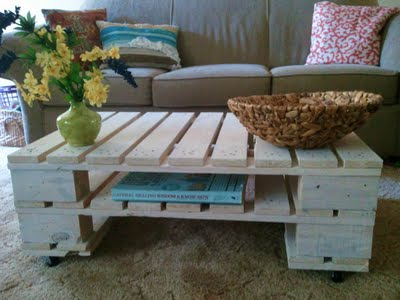 50 diy pallet table ideas (14)