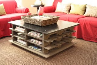 50 diy pallet table ideas (43)