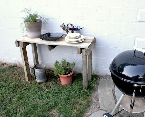 50 diy pallet table ideas (7)