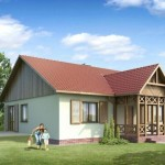 บ้านร่วมสมัยขนาดกะทัดรัด ตกแต่งด้วยไม้ โดนใจคนไทย