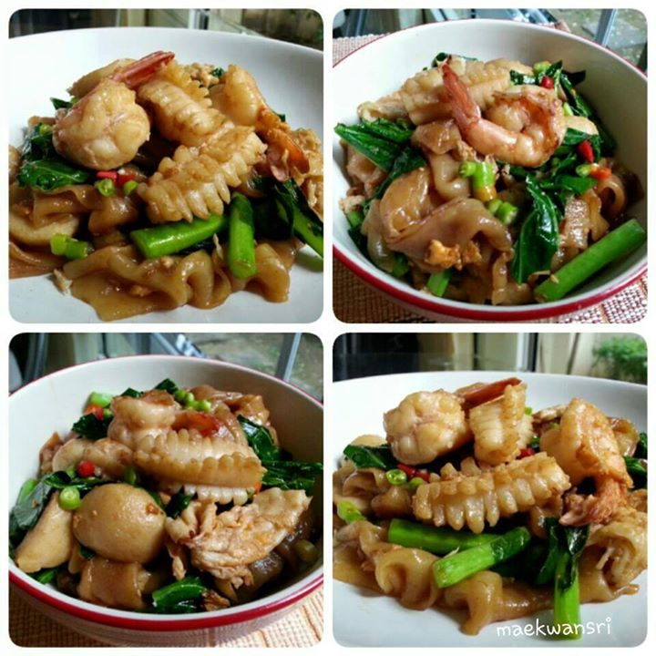Chinese fried noodles (2)