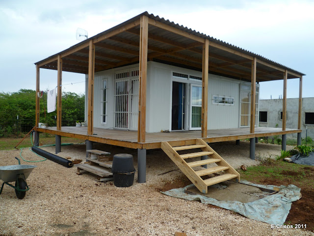 Criens, Trimo - Bonaire, Caribbean - Shipping Container Home