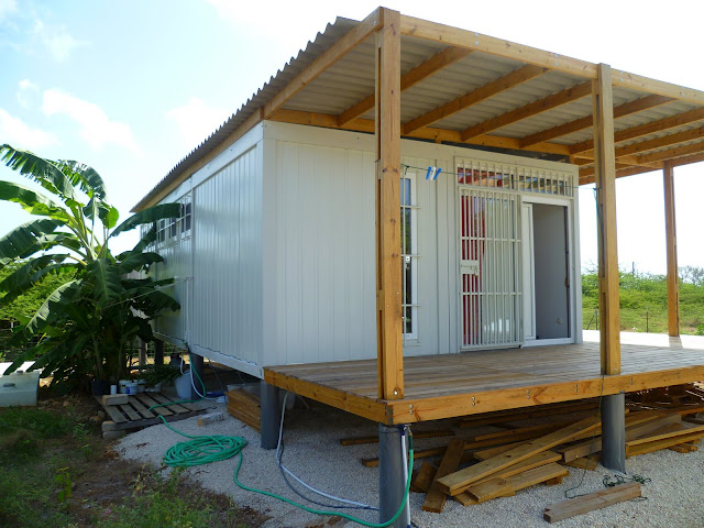Criens, Trimo - Bonaire, Caribbean - Shipping Container Home  (5)