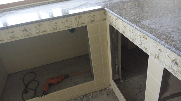 DIY kitchen concrete counter review (22)