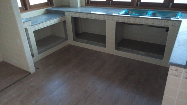 DIY kitchen concrete counter review (25)