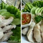 """แจกสูตร """"ข้าวมันไก่ไหหลำ"""" เมนูยอดฮิต อร่อยถูกปากชาวไทย"""
