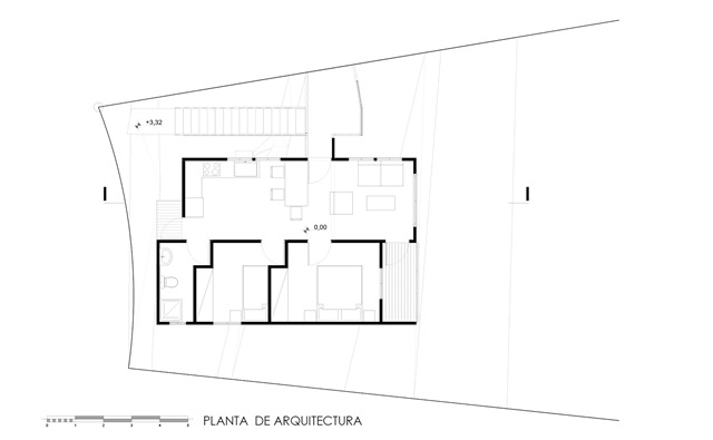 Suarez-House-Arq2g-arquitectura-Chile-Floor-Plan-Humble-Homes