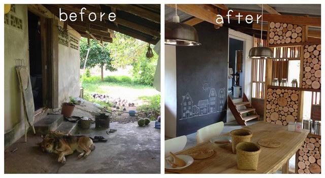 baan rai i arun kitchen renovation review (1)