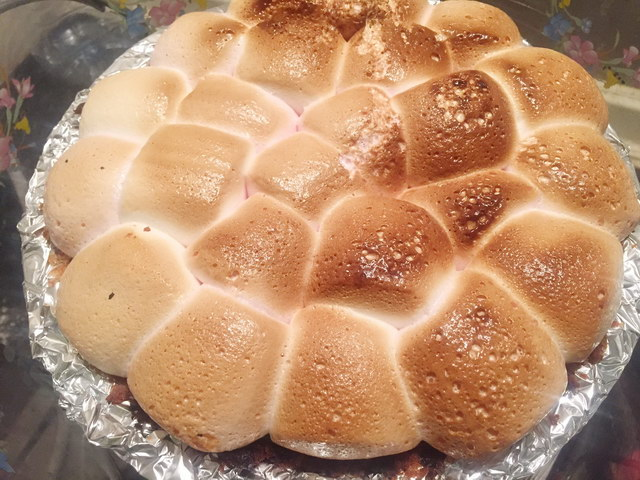 brownie marshmallow pie recipe (1)