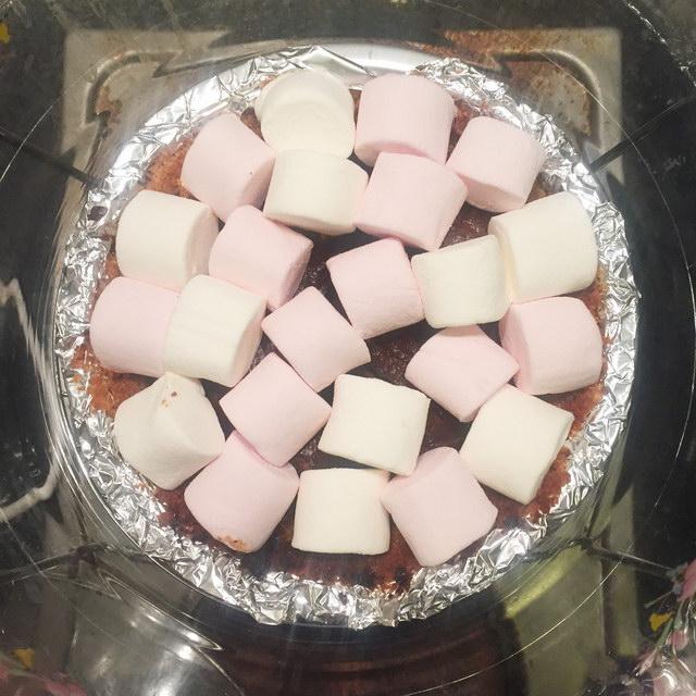 brownie marshmallow pie recipe (10)