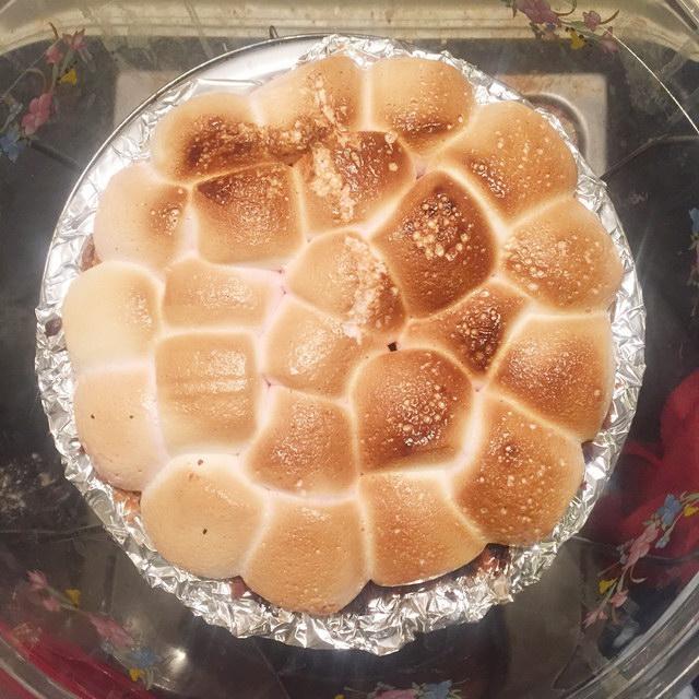 brownie marshmallow pie recipe (11)