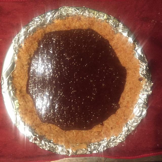 brownie marshmallow pie recipe (8)