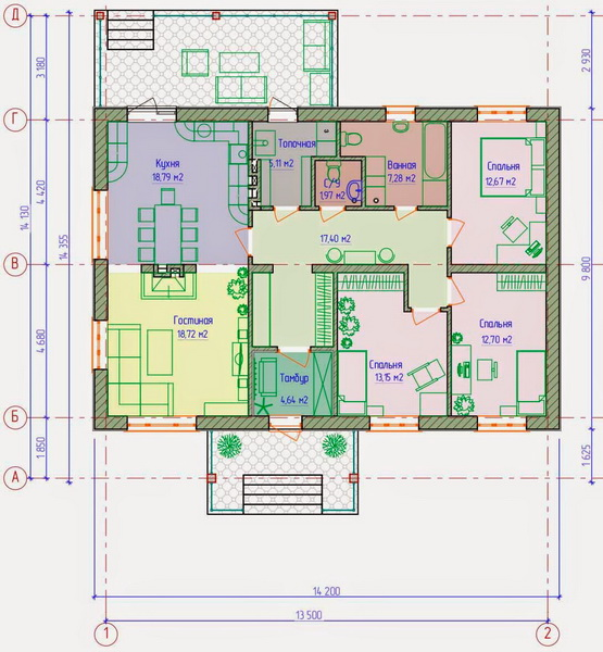 colorful-hip-roof-3-bedroom-house (2)