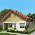 บ้านบังกะโลแสนอบอุ่น คุ้มค่าทุกตารางเมตร กับดีไซน์เรียบง่าย