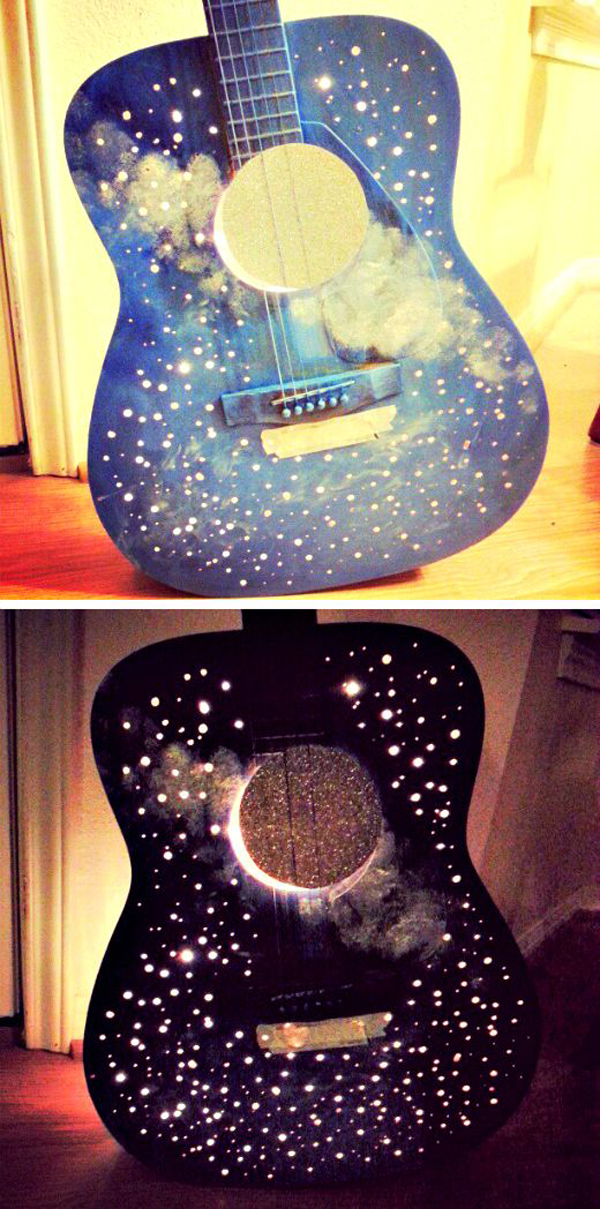 diy-guitar-lamp-starry-nights
