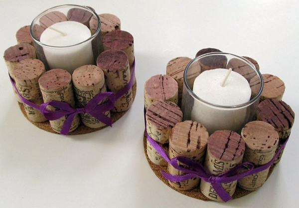 diy-wine-cork-candle-holder