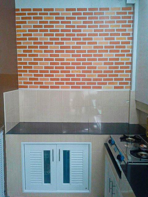faux brick DIY review (1)