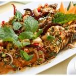"""เมนูเด็ด """"ปลาช่อนลุยสวน"""" อร่อยได้ประโยชน์จากปลา พร้อมคุณค่าสมุนไพรไทย"""