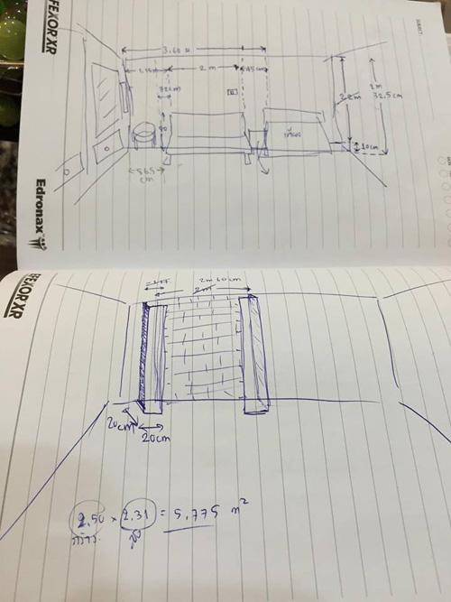 modern loft condo wall renovation review (3)
