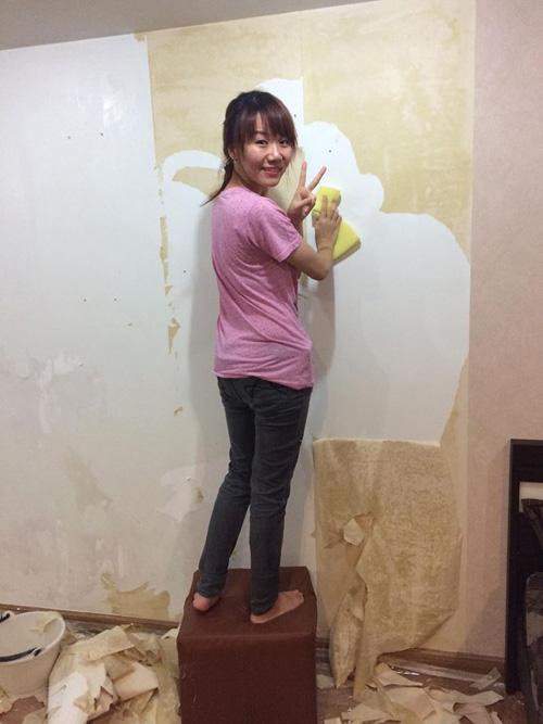 modern loft condo wall renovation review (6)