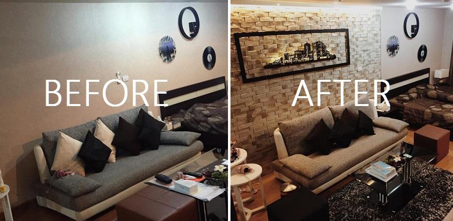 modern loft condo wall renovation review cover