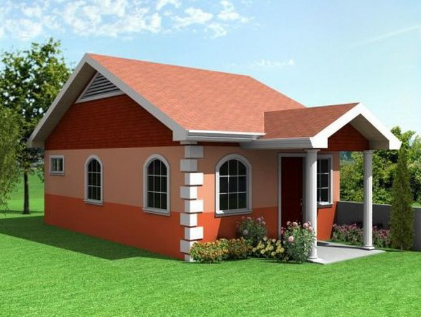 pink small budget house plan (2)