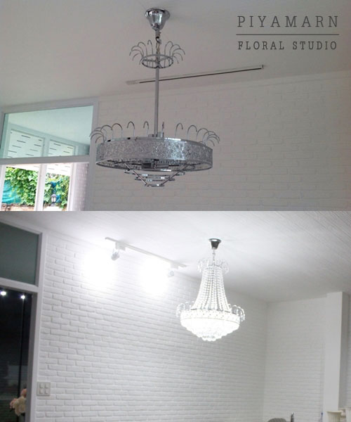 renovate old garage into white florist review (14)