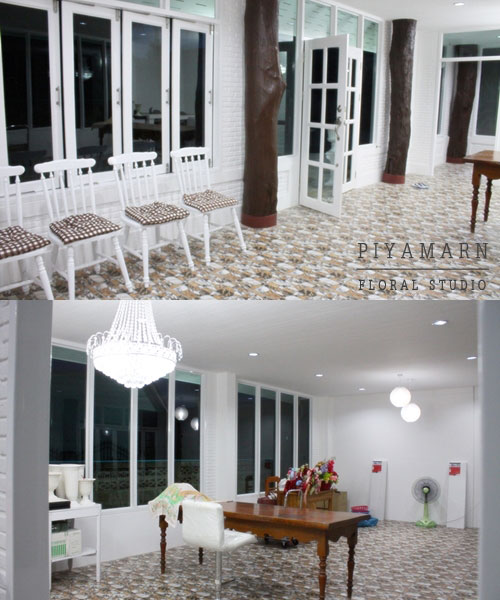 renovate old garage into white florist review (15)