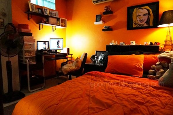 renovate orange bedroom review (41)