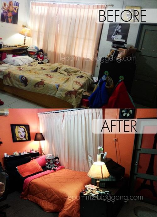 renovate orange bedroom review (42)