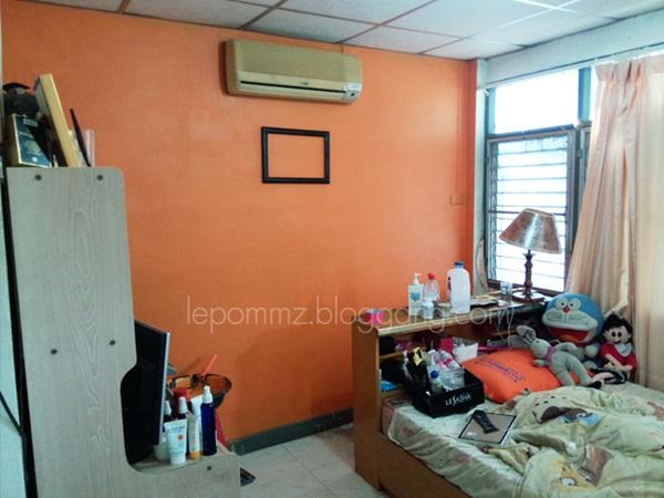 renovate orange bedroom review (5)