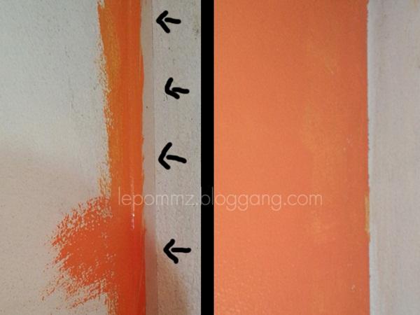renovate orange bedroom review (6)