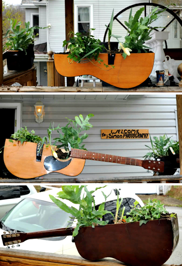 repurpose-guitar-planter-ideas