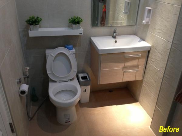 restroom floor tile renovation (1)