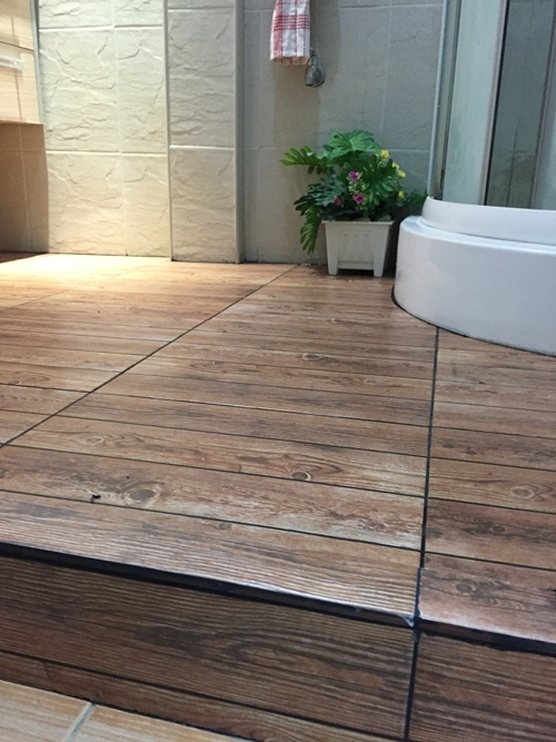 restroom floor tile renovation (23)