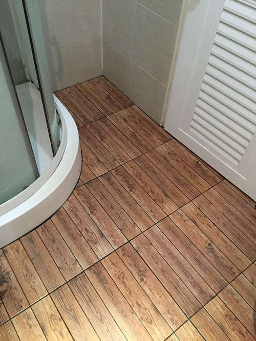 restroom floor tile renovation (33)