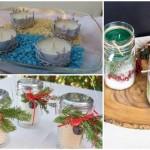 19 ไอเดีย DIY ของตกแต่งบ้าน รวมทั้งของชำร่วย รับกับวันคริสต์มาส