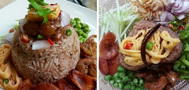 shrimp paste fried rice recipe (2)