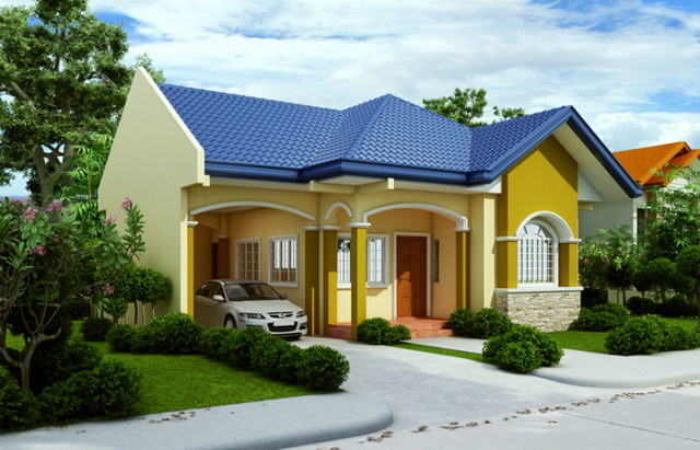 small colorful contemporary house (1)