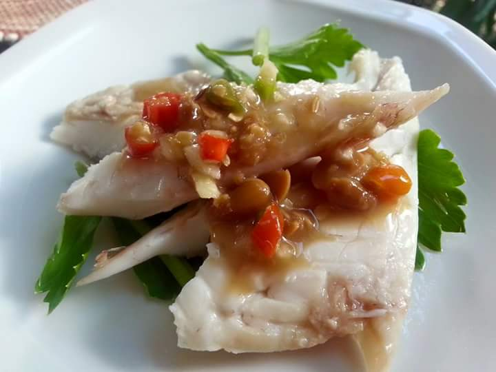 steam fish with chile dipping recipe (2)