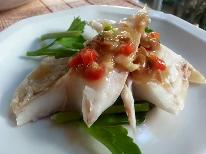 steam fish with chile dipping recipe (3)