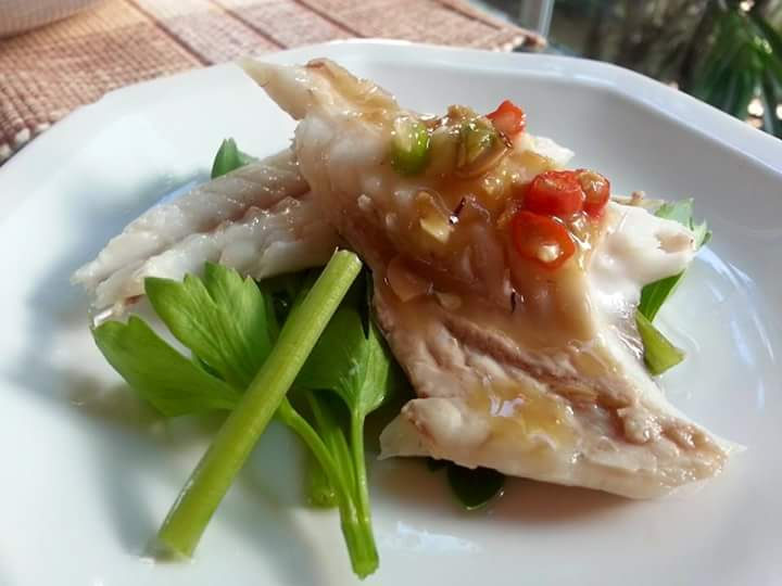steam fish with chile dipping recipe (4)