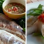 """ชวนทำ """"ปลาแดงนึ่งกับน้ำจิ้มเต้าเจี้ยว"""" เมนูปลาๆ สำหรับคนกลัวอ้วน"""