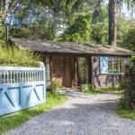 บ้านไม้สไตล์รัสติค ออกแบบสวยงาม ทามกลางธรรมชาติ