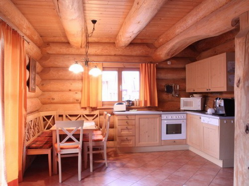 traditional rustic log cabin (2)