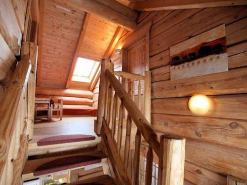 traditional rustic log cabin (3)