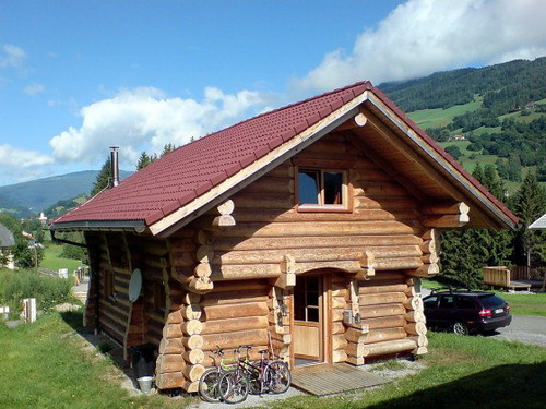 traditional rustic log cabin (4)