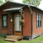 บ้านไม้อารมณ์คอทเทจ ขนาดเล็ก อยู่กับธรรมชาติอย่างอบอุ่น