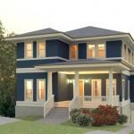 บ้านเดี่ยวออกแบบสไตล์ร่วมสมัย สวยงามบนความภูมิฐาน รองรับครอบครัวขนาดใหญ่