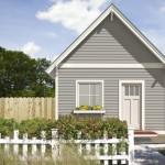 บ้านเดี่ยวขนาดเล็ก 1 ห้องนอน รองรับครอบครัวแรกเริ่ม